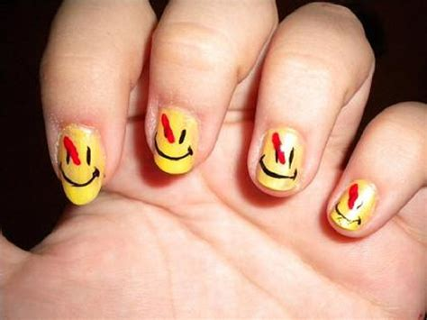 Top 5 Cool Nail Designs Easy To Do Easy Nail Design Ideas For Nails Nail And