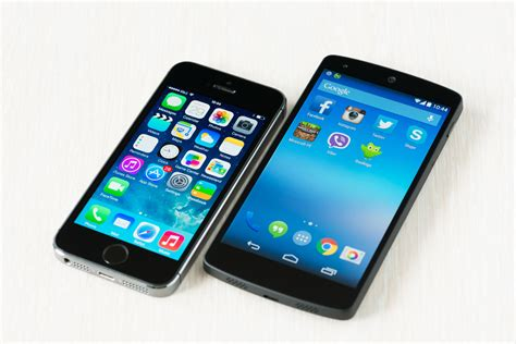 iphone for android it just works not quite iphones crash more than android phones study finds