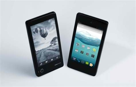 android e ink yotaphone the e ink android phone specs price