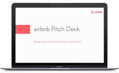 Collection Of Airbnb Deck Airbnb Pitch Deck Great Airbnb - Airbnb pitch deck template