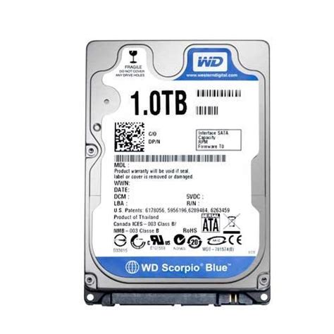 Sale Wd Blue Harddisk 1tb 2 5 Sata Slim new western digital wd blue 1tb 2 5 end 1 3 2020 6 25 pm