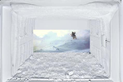 Freezer Frozen how to thaw a freezer digital trends