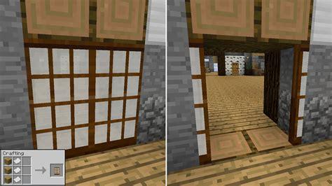 Malisis Doors Minecraft Mods Glass Door Minecraft