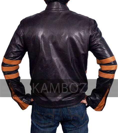 Jaket Wolverine Brown wolverine brown jacket jackets