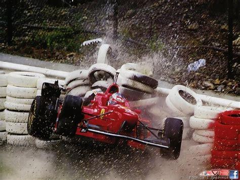 formula 4 crash 355 best formule 1 michael schumacher images on pinterest