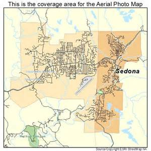 where is sedona arizona on the map sedona arizona map location