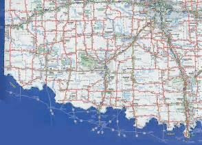 road map of oklahoma and oklahoma highway map car interior design