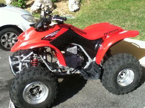 honda atv four wheeler for sale