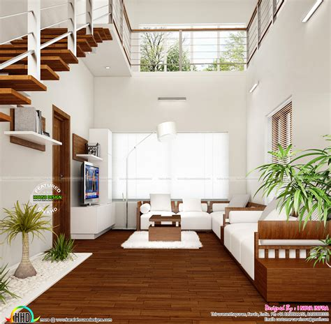 Classical Interior Works At Trivandrum Kerala Home