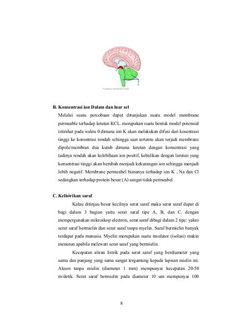 contoh biolistrik makalah biolistrik