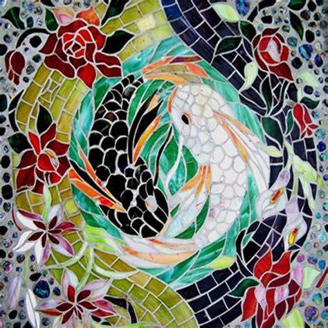mosaic koi pattern 17 best images about mosaics koi on pinterest mosaic