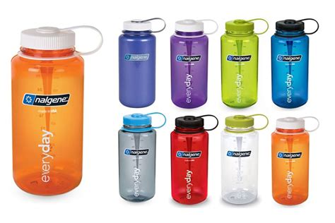 Nalgene Wide 1l Purple Tutup Putih buy nalgene 32 ounce wide water bottle thewaterbottlestore