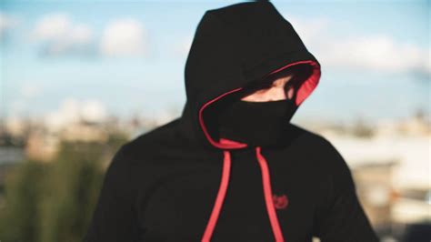 alan walker mask pgwear autumn winter 2016 mask hoodie maniac red grey