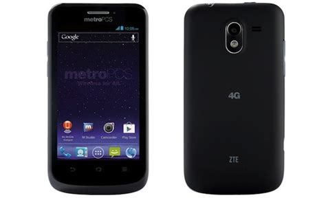 Hp Zte Avid 4g cult of android metropcs announces zte avid 4g with