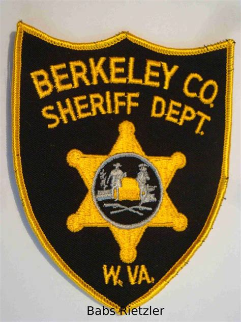 Berkeley County Sheriff Office by Sheriff And Patches