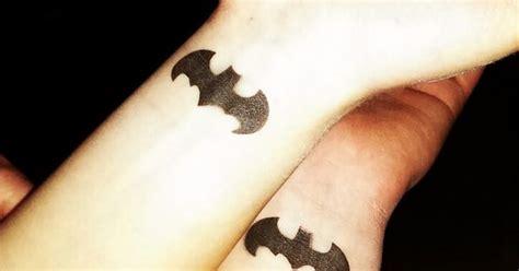 batman tattoo on wrist batman wrist tattoos batman and