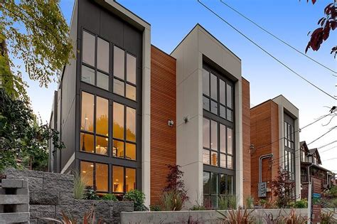 Portland Home Interiors urban architecture new townhome listing