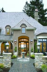 house entrance designs exterior french country elegance traditional exterior