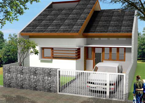 model atap rumah minimalis  cantik  menawan desainrumahnyacom