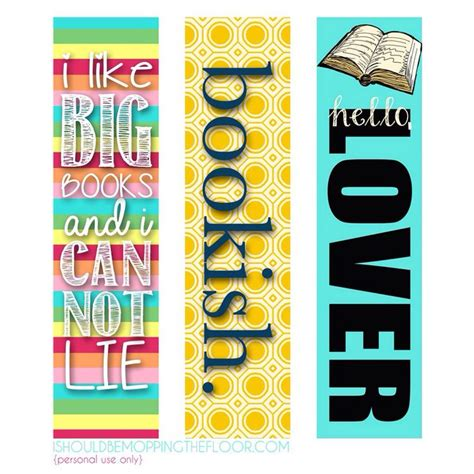 printable awesome bookmarks 1000 images about i love bookmarks on pinterest free