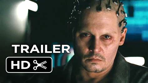 laste ned filmer the commuter transcendence official trailer 1 2014 johnny depp sci