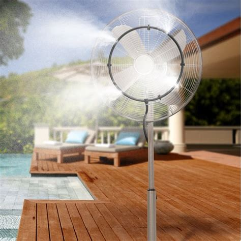 Mate Patio Mister by Mate Misting Fan Ring Reviews Wayfair