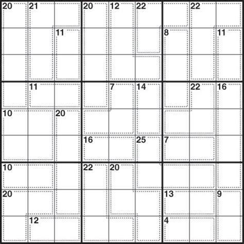 printable intermediate killer sudoku krazydad killer sudoku intermediate seodiving com