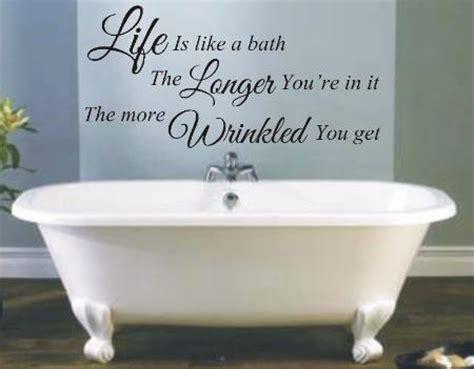 bathroom wall sayings funny bathroom wall quotes