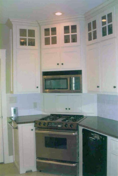 kitchen cabinets corner kitchen cabinets with corner stove myideasbedroom com