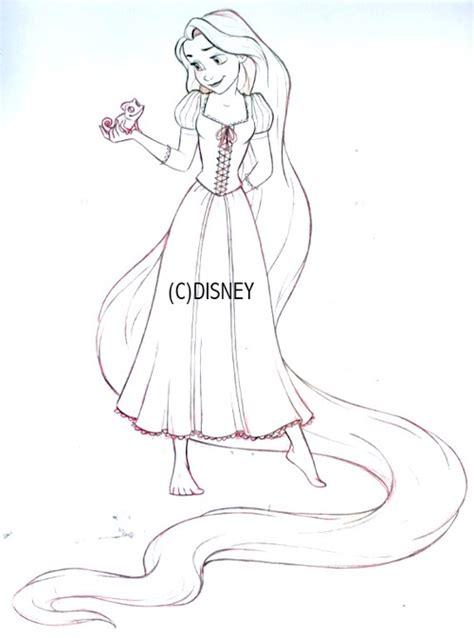 disney princess rapunzel cartoon drawings rapunzel by steve thompson disney is my everything