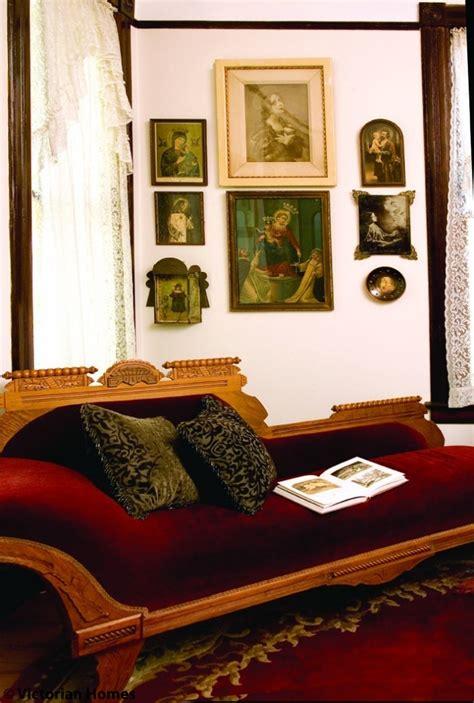 eastlake style furniture fainting sofa victorienne