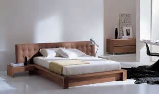 modern beds furniture king size platform beds and high tech homeblu