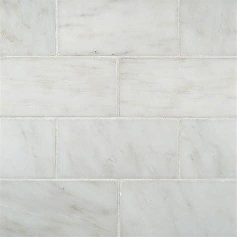 subway tile greecian white marble subway tile 3x6