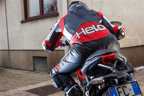 Motorrad Lederkombi Airbag by Held Race Evo Lederkombi 2015 Motorrad Fotos Motorrad Bilder