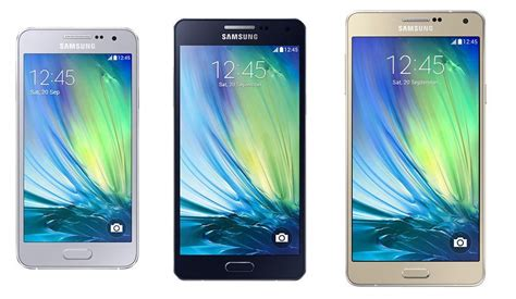 Samsung A7 Vs A5 samsung galaxy a3 vs a5 vs a7 differences in specs pricing