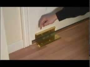 Best Way To Secure Front Door Door Barricade Nightlock Home Security Door Brace