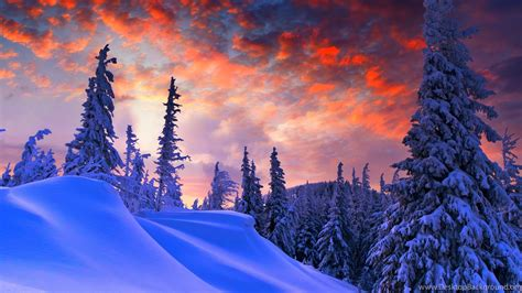 winter christmas wallpapers full hd