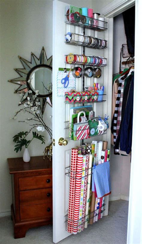 gift wrapping organization ideas gift wrap organization ideas inspiration