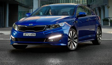 Reviews For Kia Optima Loading Images