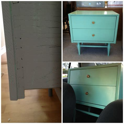 thrift store table makeover paint wood furniture c r a