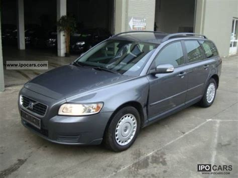 small engine maintenance and repair 2007 volvo v50 engine control 2007 volvo v50 1 6 d car photo and specs