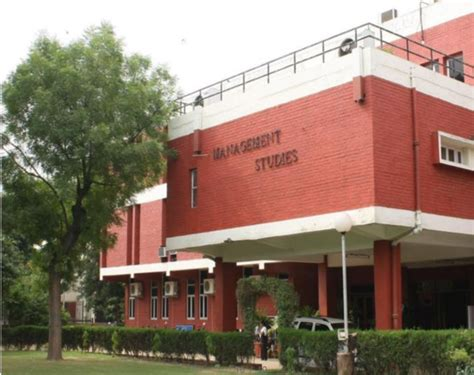 Delhi School Of Economics Mba Admission by Of Delhi Faculty Of Management Studies Fms