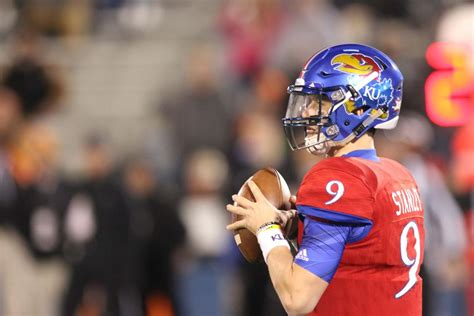 fb ku hardy what to watch for in kansas spring game sports