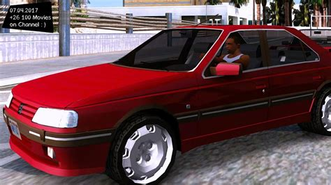 peugeot 405 mi16 peugeot 405 mi16 crash 2017 enb top speed