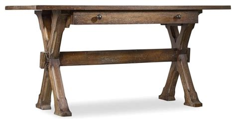 casual style writing desk farmhouse desks and hutches