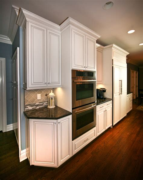 Angled Kitchen Cabinets by Classic Custom Cabinets Rumson New Jersey By Design Line
