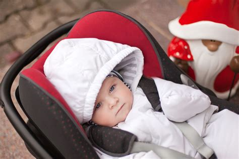 car seat cover or snowsuit for children in car seats snowsuits bunting can pose a