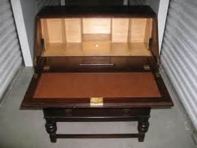 antique drop front desk with bookcase antique desk with bookcase american hwy