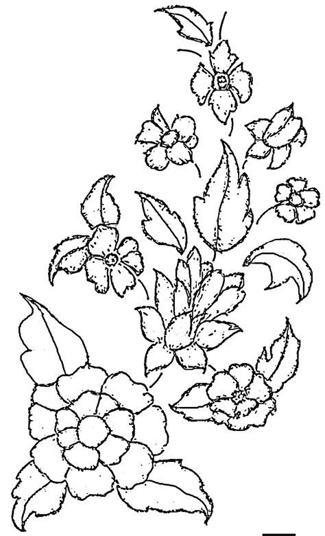 Sketch Outline by Glass Painting Outline Designs Of Scenery Drawing Of Flower Bouquet Best Drawing Sketch Ideas