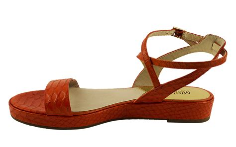 michael kors sandals ebay michael kors s platform sandals shoes ebay